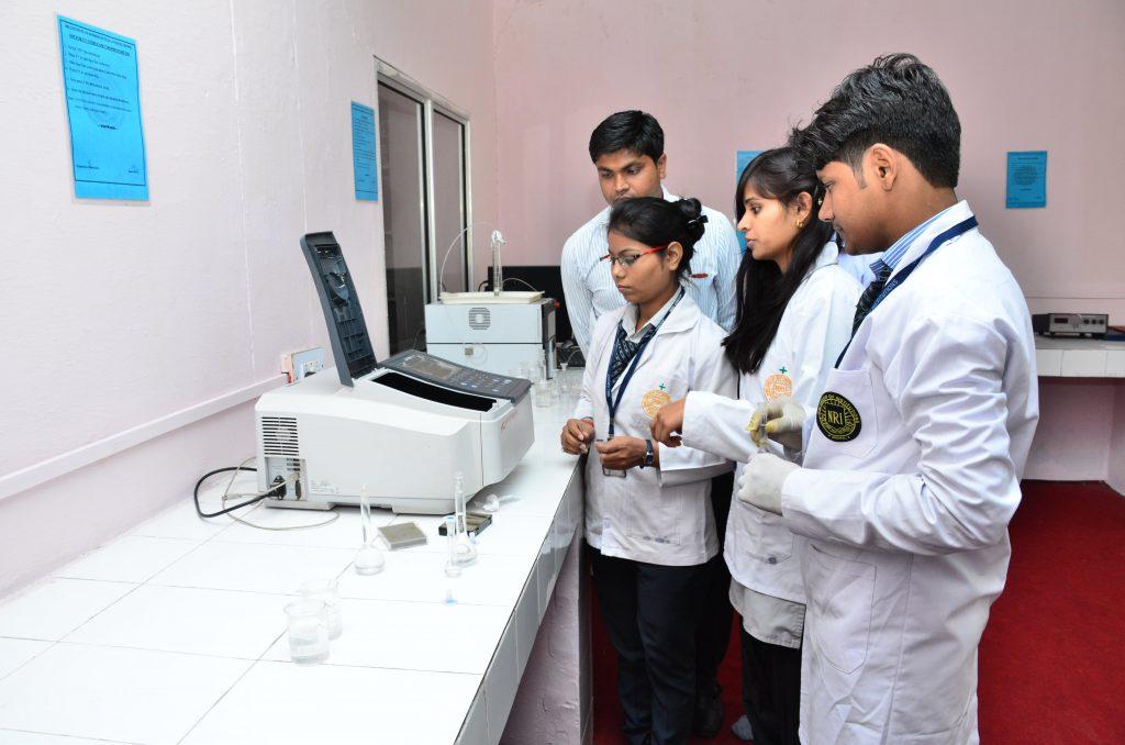 NRI Institute of Pharmaceutical Sciences